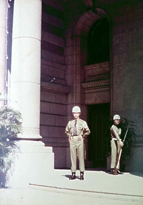 総 統 府 憲 兵 第 211 大 隊