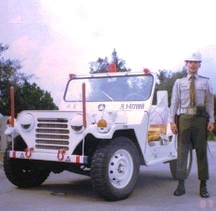 M151 Patrol Car