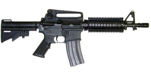 M4突擊步槍
