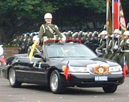 Open-Top Patrol Car
