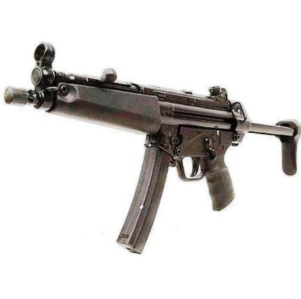 SWA5衝鋒槍