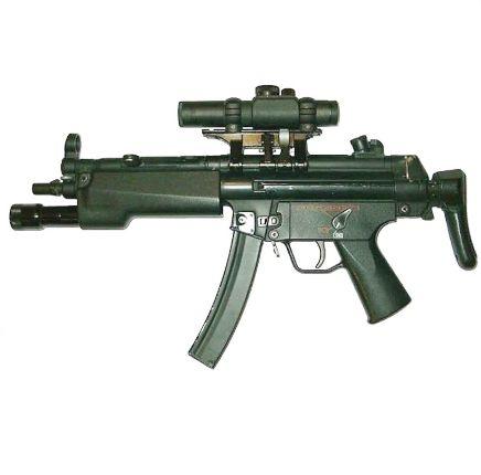 MP5A衝鋒槍
